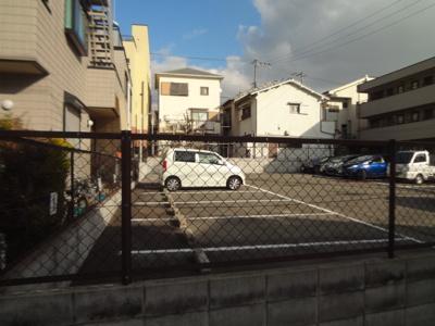 【外観】綾羽前川月極駐車場