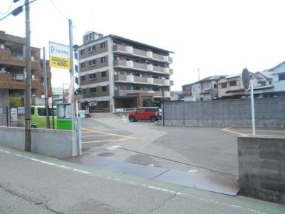 【外観】井口堂メゾンプルミエール駐車場