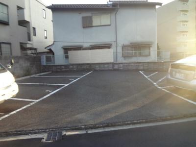 【外観】待兼山入谷駐車場