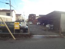 十川東側駐車場の画像
