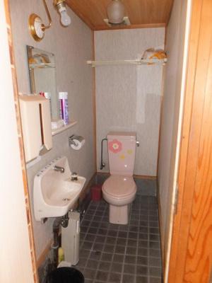 【トイレ】京町 えびす横丁貸店舗