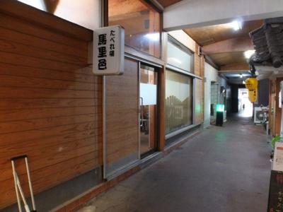 【外観】京町 えびす横丁貸店舗