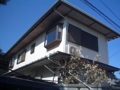 【外観】長谷川ハイツ