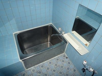 【浴室】糸与ビル