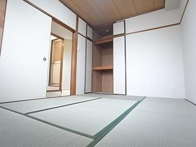 【居間・リビング】コーポ泰山 灰塚