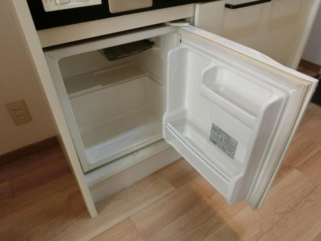ハイツガルソン 冷蔵庫
