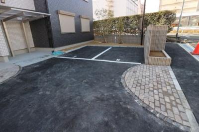 【駐車場】ブリランテ