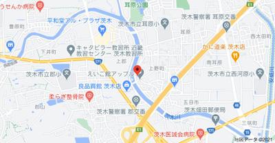 【地図】ブリランテ
