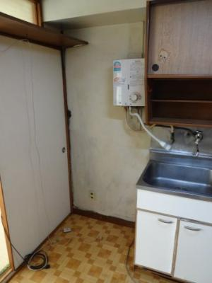 上山ビル 冷蔵庫置き場 ※同タイプのお部屋です