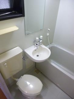 【トイレ】コーポめばえ