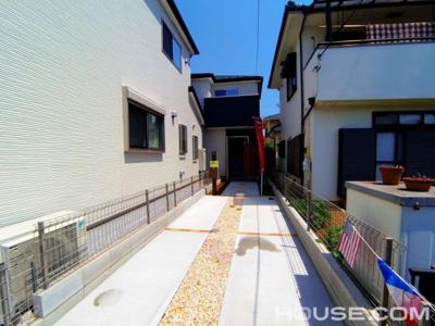 【駐車場】さいたま市見沼区丸ケ崎町 新築分譲住宅