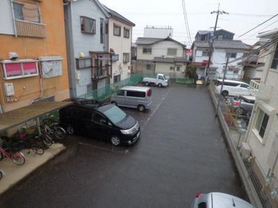 【駐車場】明倫荘