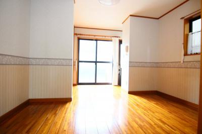 【洋室】清水アパート