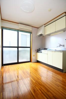 【キッチン】清水アパート