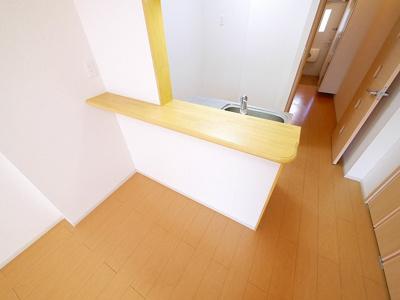 人気設備の浴室乾燥付き