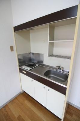 【キッチン】シティハイツ須磨