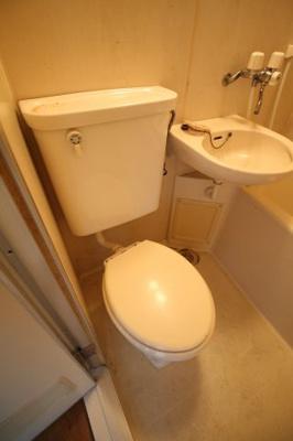 【トイレ】シティハイツ須磨
