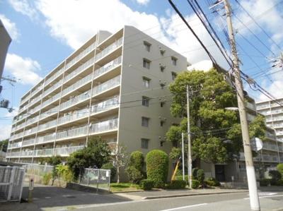 【外観】須磨名谷ハウス2号棟