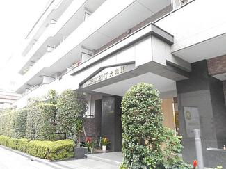 大田区大森西1丁目 リノベーションマンション 「クレッセント大森Ⅲ 301」 エントランス