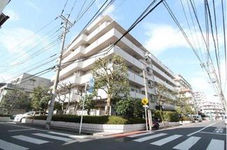 大田区蒲田 リノベーションマンション 蒲田シティハウス 外観