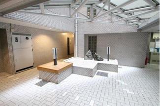 大田区蒲田 リノベーションマンション 蒲田シティハウス エントランス