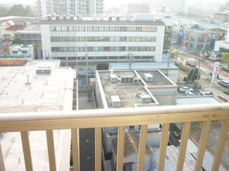 大田区東六郷 リノベーションマンション フェアコート多摩川 眺望