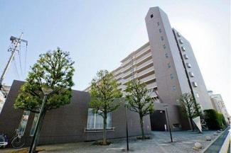 大田区東六郷 リノベーションマンション フェアコート多摩川 外観