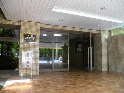 【エントランス】コープ野村西宮クオリテ門戸