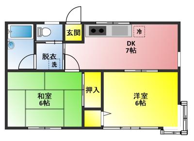 【外観】湘南台ハウス