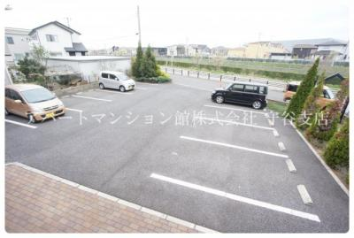 【駐車場】illumina