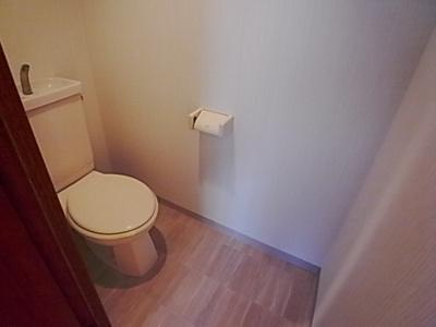【トイレ】ソフィア忍ヶ丘