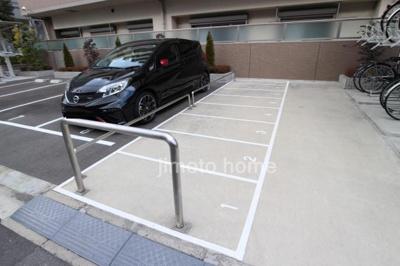 【駐車場】小西マンション