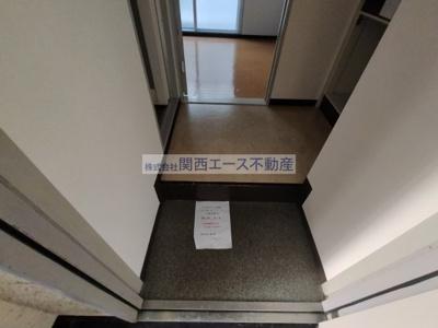 【玄関】センチュリーシティ花園