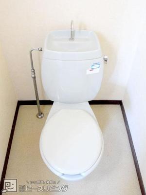 【トイレ】サンライフ日開野