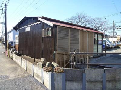 【外観】田辺栄一倉庫