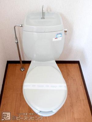 【トイレ】サンライフダックB