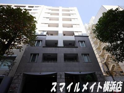 【外観】メイフェア横濱関内・ポートプレジール