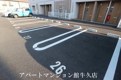 【駐車場】グランドブラン