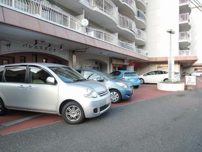 【駐車場】菊名ハイツ2号館
