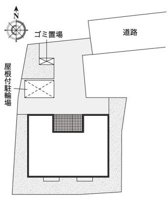 【地図】リヴェールⅢ