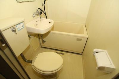 【浴室】日吉グリンヒルハイム