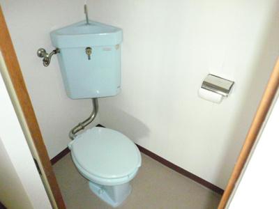 【トイレ】日栄マンション
