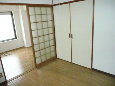 【洋室】日栄マンション