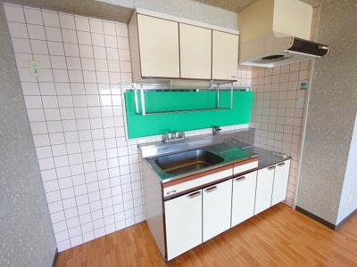 【キッチン】フラットピア88