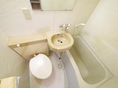 【浴室】シティパレス生駒谷田町P-6