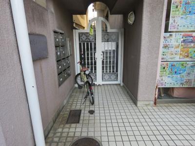 【エントランス】メゾン・ド・バランシア