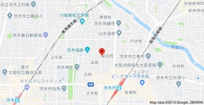 【地図】メゾン・ド・バランシア