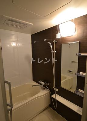 【浴室】パークアクシス渋谷神山町