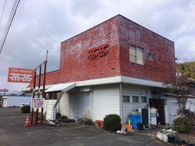 【外観】喫茶茶茶貸店舗