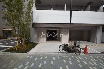 【エントランス】プラウドフラット浅草橋